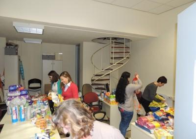 Ανθρωπιστική βοήθεια απο το Σύλλογό μας στους ΓΙΑΤΡΟΥΣ ΤΟΥ ΚΟΣΜΟΥ