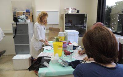 Εθελοντική αιμοδοσία στις 6 Μαΐου στο Ροσινιόλ