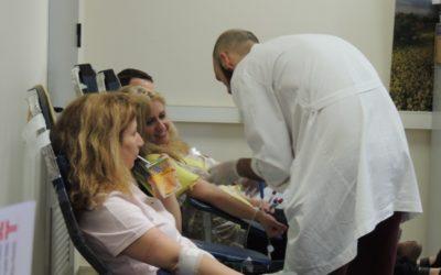 Αιμοδοσία στις 30 Ιανουαρίου (Ροσινιόλ)