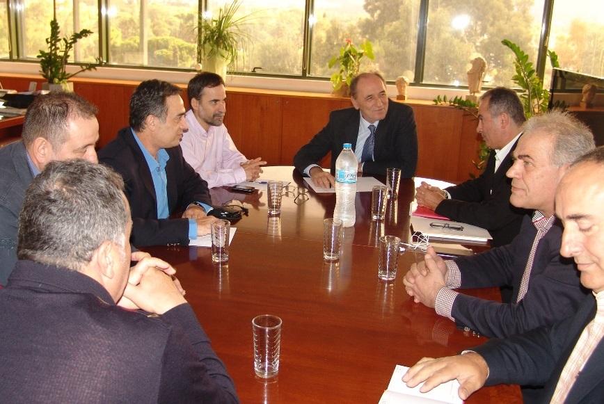 Συνάντηση της ΓΕΝΟΠ/ΔΕΗ με το νέο υπουργό Περιβάλλοντος & Ενέργειας