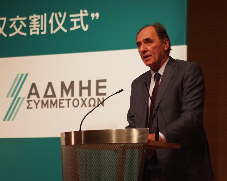 Στη Λευκωσία ο Γ.Σταθάκης για τις διασυνδέσεις στη ΝΑ Μεσόγειο