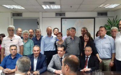 Νέα τριετής Συλλογική Σύμβαση για τον ΑΔΜΗΕ
