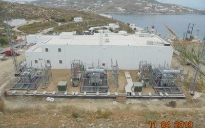 Παράταση για τους σταθμούς της ηλεκτρικής διασύνδεσης