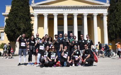 Η Ε.Ε. ΑΔΜΗΕ στον Ημιμαραθώνιο της Αθήνας