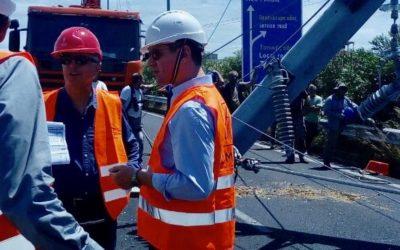 ΑΔΜΗΕ: Αποκαταστάθηκε η βλάβη στη Γραμμή Μεταφοράς Υ.Τ 150 kV