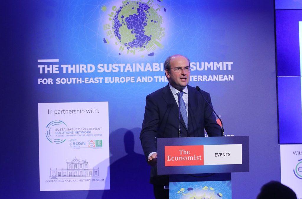 Χατζηδάκης : Οι εννέα άξονες της περιβαλλοντικής μας πολιτικής