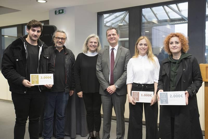 Ο ΑΔΜΗΕ στηρίζει το έργο της Ανωτάτης Σχολής Καλών Τεχνών