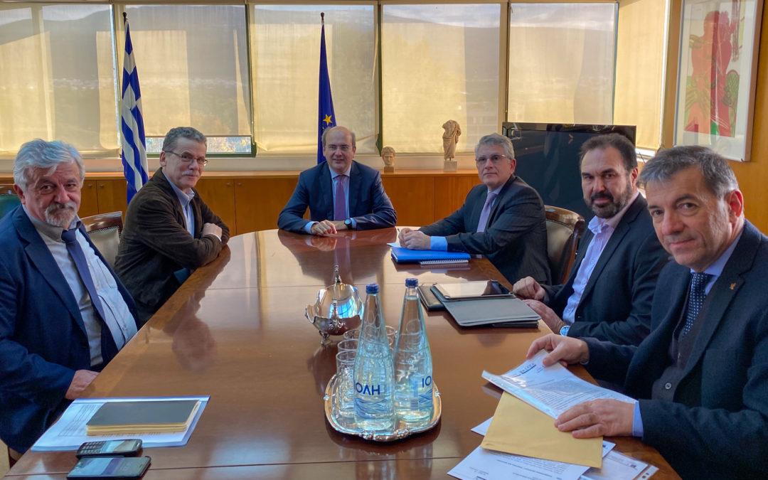 Την Παρασκευή η πρώτη συνεδρίαση της Επιτροπής για την Απολιγνιτοποίηση