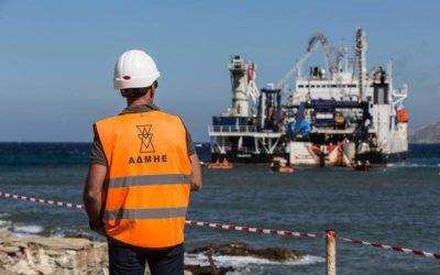 ΓΕΝΟΠ/ΔΕΗ : Ηλεκτρίστηκε η μικρή διασύνδεση της Κρήτης