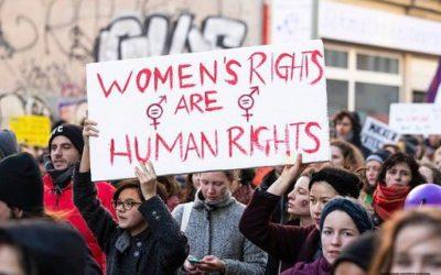 8 Μάρτη- Παγκόσμια Ημέρα της Γυναίκας