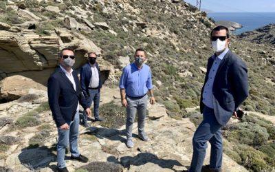 ΑΔΜΗΕ: Κατασκευή Υποσταθμού Υ.Τ. στην Τήνο