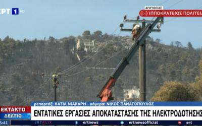 Τροπολογία του υπουργείου Ενέργειας ρυθμίζει θέματα υπερωριών για τους εργαζόμενους του ΔΕΔΔΗΕ